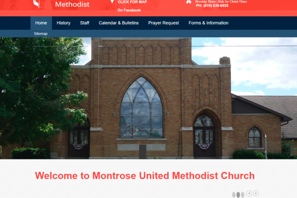 Montrose United Methodist